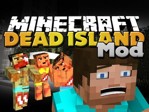 Minecraft Mods - Dead Island Mod - New Mobs, Items, and Structures!