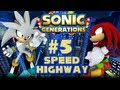 Sonic Generations PC - (1080p) Part 5 - Speed Highway
