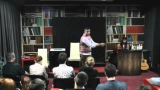 Zaczynam kabaret - Sławomir Kula - Gotowanie i kuchnia (stand-up)