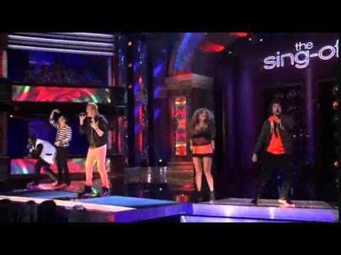 2nd Performance - Pentatonix - Your Love Is My Drug By Ke$ha - Sing Off - Series 3