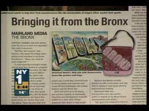 NY1: In The Papers - Channel 1 Monday, February 11, 2008