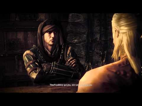 HD: Let's Play The Witcher 2 [part 1] Intro