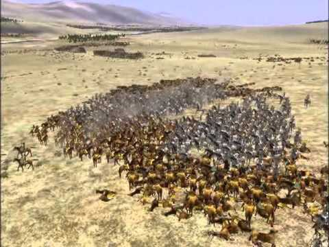 Time Commanders - Battle of Hydaspes