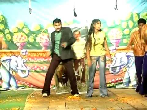 Andhra telugu Romantic Recording Dance
