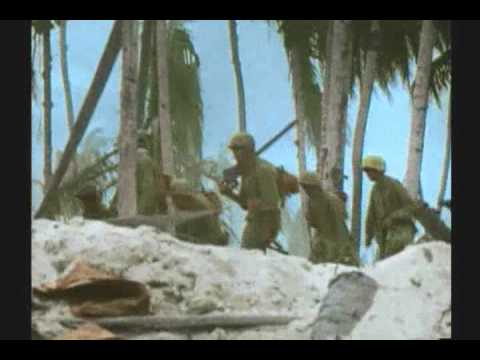 TARAWA 3 of 3 WWII RARE COLOR FILM