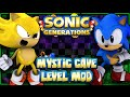 Sonic Generations PC - (1440p) Mystic Cave Level Mod