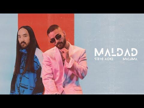 Steve Aoki & Maluma – Maldad  Ultra Music