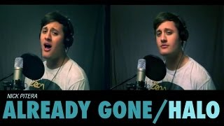 Kelly Clarkson - Beyonce - Already Gone - Halo - Nick Pitera Cover Mashup