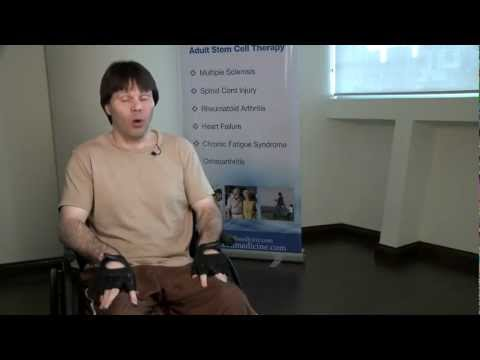 Stem Cell Treatment for Spinal Cord Injury