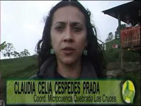 RECORRIDO DE RECONOCIMIENTO POR LA MICROCUENCA LAS CRUCES CON ACTORES CLAVES