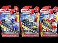 Power Rangers Super Megaforce Cycle Review! (Turbo, Jungle Fury, Overdrive)