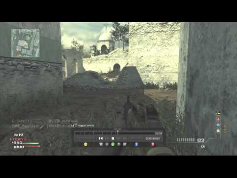 MW3: USAS 12 MOAB on Mission