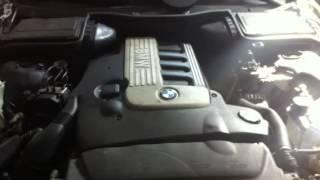 ДВС (Двигатель) BMW 5-series (E39) Артикул 50816050 - Видео