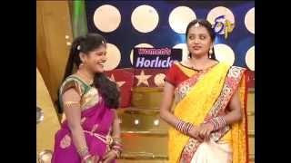 Star Mahila 25-02-2015 ( Feb-25) E TV Show, Telugu Star Mahila 25-February-2015 Etv