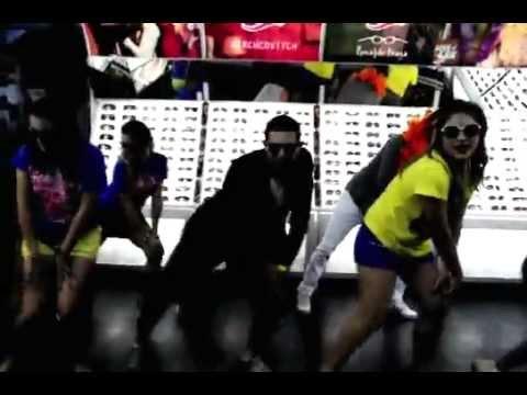 Dança Chilli Beans - Benfica
