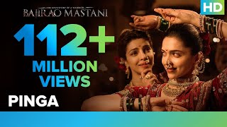 Pinga Official Video Song - Bajirao Mastani