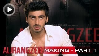 Aurangzeb - Making Of The Film - Part 1