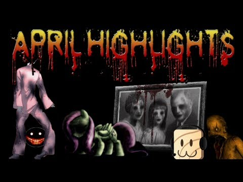 Ken's Highlights from April - Amnesia, The House 2, Walking Dead, SCP-087, Lone Survivor