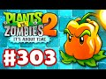 Plants vs. Zombies 2: It's About Time - Gameplay Walkthrough Part 303 - Pepperpult! (iOS)