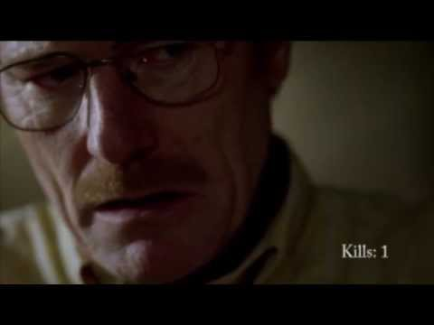 Breaking Bad (SPOILERS) - Walter's Kill Count