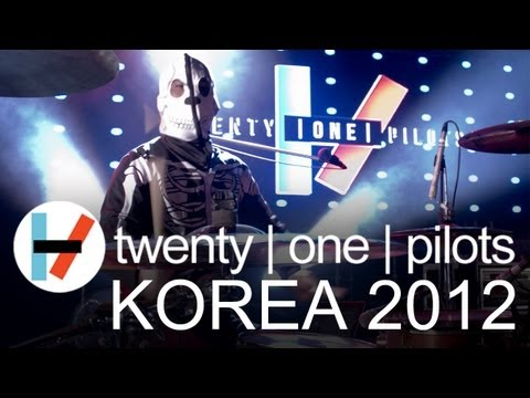 twenty | one | pilots: Korea 2012