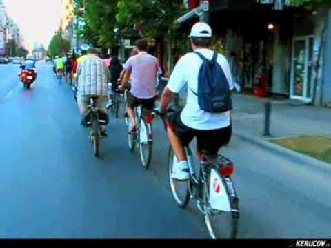 VIDEOCLIP BikeWalk Romania 21 august 2010 - Pentru ca suntem multi!