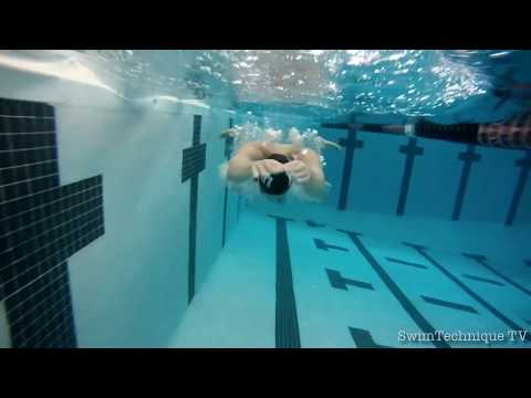 Breastroke Swimming Technique