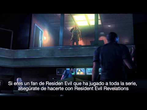 Misterio: cuarto diario de desarrollo de Resident Evil: Revelations