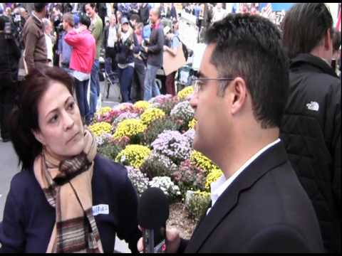 Occupy Wall Street Tour w/ Cenk of The Young Turks
