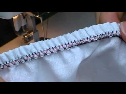 Sewing Basics #2: 7 Ways to Attach/Use Elastic