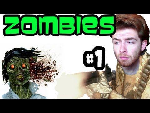 Black Ops - Zombie Der Reise Trolling #1