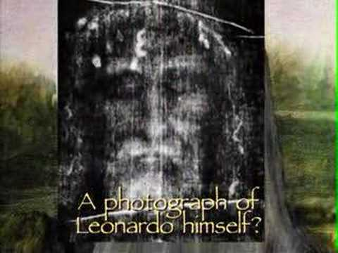Leonardo da Vinci, Mona Lisa and the Shroud of Turin