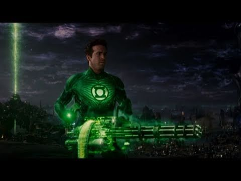 'Green Lantern' Trailer 2 HD