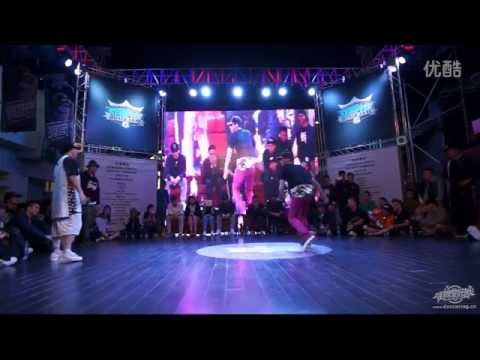 FINAL BATTLE BBOY LIL G VS BBOY NO NAME | BOMB JAM 2014 WORLD FINALS