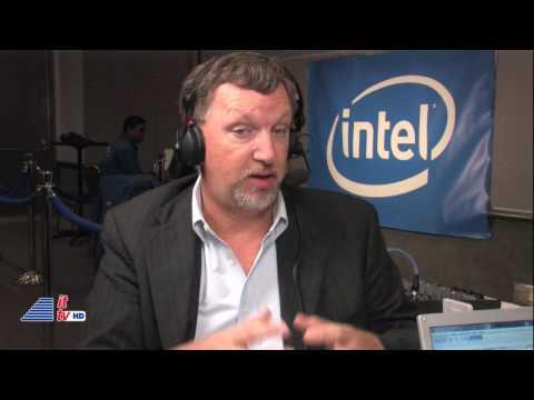 Siggraph 2010: John Hengeveld/Intel