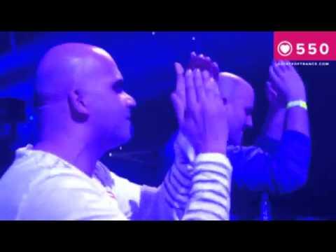 Aly & Fila @ASOT 550 - Den Bosch, #03. Aly & Fila, Roger Shah feat. Adrina Thorpe - Perfect Love