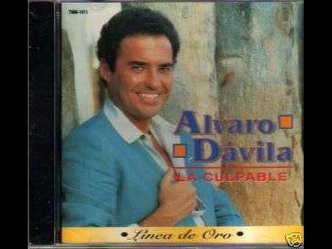 LO MEJOR DE ALVARO DAVILA, LA CULPABLE, AMARRADO