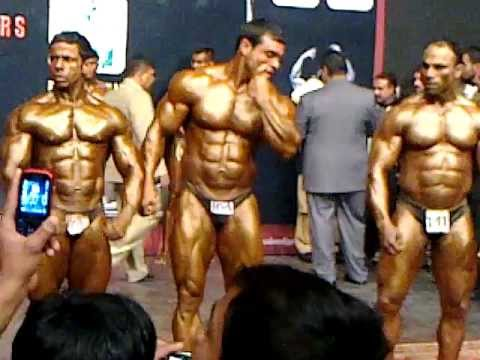 Mr Pakistan 2012 shokat shehzad.mp4