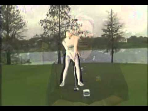 Model Golf - Tiger Woods
