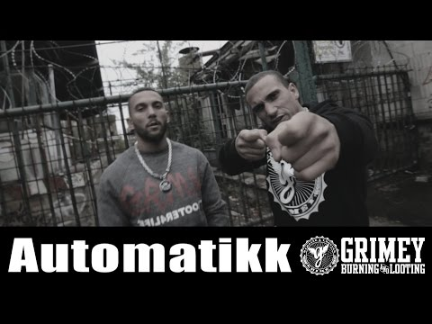 Automatikk - Flatrate Stress (OFFICIAL HD VERSION GRIMEY)