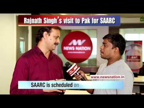 National Expert: Dhirendra Pundir's take on Rajnath Singh's Pakistan visit