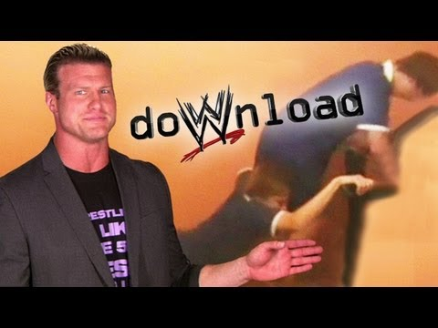 "Dolph shows off ""WWE's first losers"" - ""WWE Download"" with Dolph Ziggler - Episode 24"