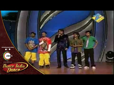 Dance Ke Superstars Grand Finale May 21 '11 - Dharmesh, Parvez, Siddhesh & Prince