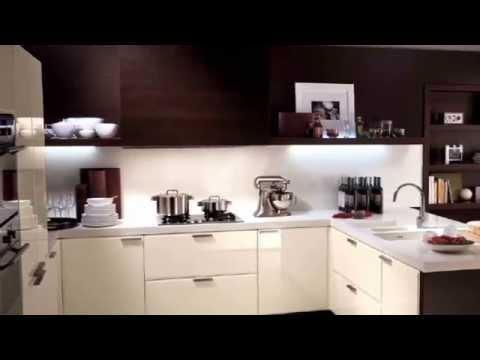 Cocinas integrales modernas minimalistas y elegantes for Muebles de cocina suarco