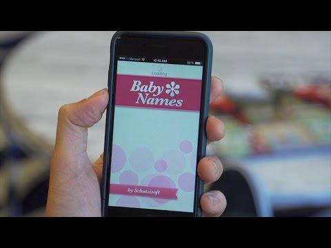 Tech Minute - Best baby-naming websites/apps