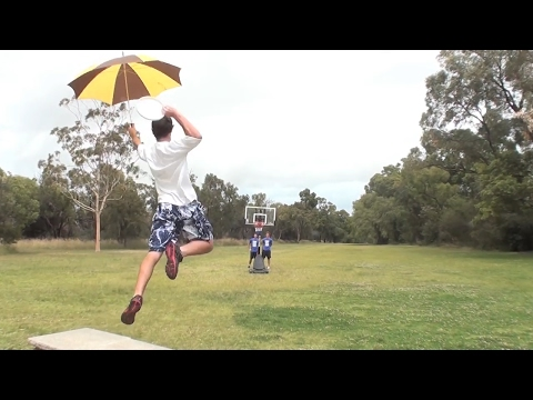 International Epic Trick Shot Battle - Brodie Smith (USA vs. Australia)
