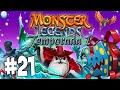 Monster Legends T2 - Capitulo 21 - Kimmel's Gift