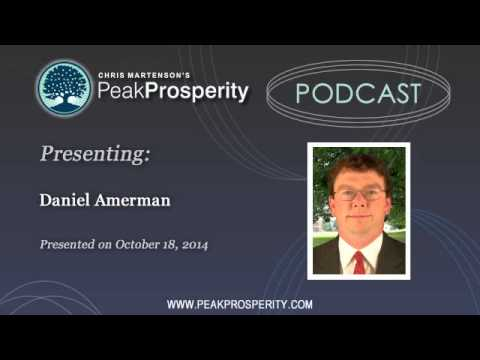 Dan Amerman: Will Our Private Savings Be Sacrificed To Pay Down The Public Debt?