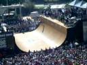 X Games Brasil manobras de bike no vert