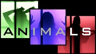 Animals - Maroon 5 - Cover by Ali Brustofski & PopGun - Official Video